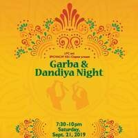 Garba and Dandiya Night