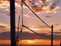 DisOrientation Week: Sunset Volleyball