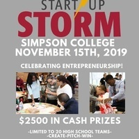 Start Up Storm 4.0 High School Entrepreneurial Competition