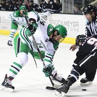 Hockey vs. US Under 18 Team