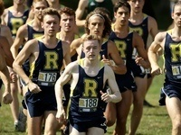Varsity Cross Country Meet at St. John Fisher