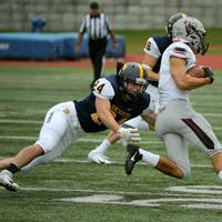 Varsity Football vs. Ithaca College