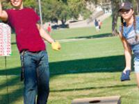 Cornell Employee Corn Hole Tournament