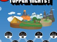 Topper Nights! World Five: Epic e-Sports