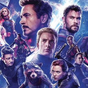 Gold Rush Outdoor Movie: Avengers Endgame