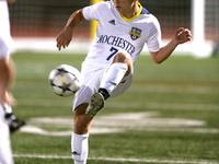 Varsity Men's Soccer vs. Vassar College