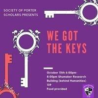 We got the Keys