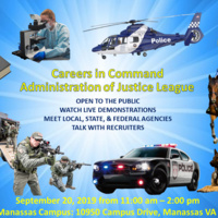 Administration of Justice Career Day