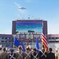 2019 Football Military Appreciation Game and Tailgate