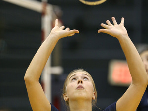 Varsity Women's Volleyball vs. Houghton College