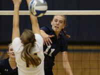 Varsity Women's Volleyball vs. RIT (Senior Night)