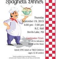 Devils Lake Rotary Club Spaghetti Dinner