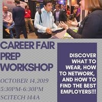 Career Fair Prep Workshop