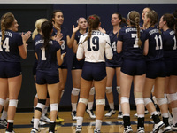 Varsity Women's Volleyball at NY Regional Challenge
