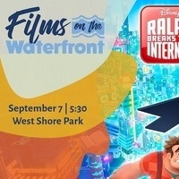 Films on the Waterfront: Ralph Breaks the Internet