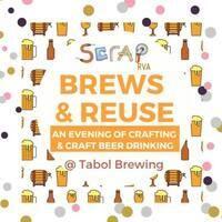 Brews & Reuse Craft Night