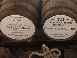 Special Happy Hour onboard USS CONSTELLATION for National Rum Day  featuring USS CONSTELLATION RUM Voyage #2