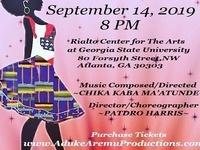 """American Black Princess"" the Play by Aduke Aremu"