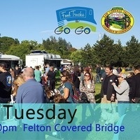 Taco Tuesday at Felton Covered Bridge Park