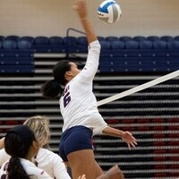 USI Women's Volleyball Red vs. Navy Intersquad Scrimmage