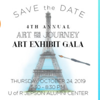 Art for the Journey Art Exhibt GALA 2019!