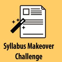 Syllabus Makeover Challenge (Part 1 - Standard)