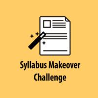 Syllabus Makeover Challenge (Part 2 - Visual)