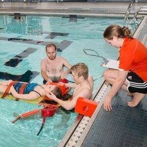 CPR | First Aid | AED Courses at the Student Recreation Center