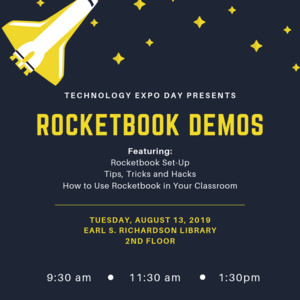 Rocketbook Demo