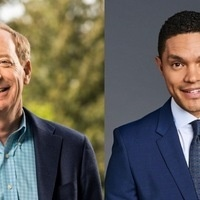 Tools & Weapons: A conversation with Brad Smith and Trevor Noah