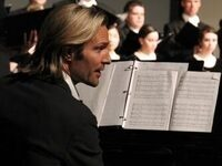 Choir Rehearsal with Eric Whitacre