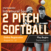2-Pitch Softball Registration
