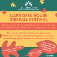 CAPS Open House & Fall Festival
