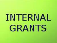 Preparing a Competitive Internal Grant Proposal