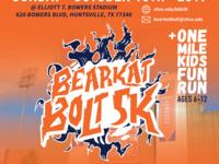 2019 Bearkat Bolt 5K