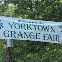 "Yorktown Grange Fair: ""Back to the Garden"""