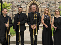 Dark Horse Consort: Modern Masters of Period Brass