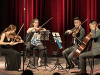 Rolston String Quartet: Schubert's Death and the Maiden and more
