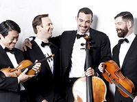 """Miró Quartet: Beethoven's """"Razumovsky"""" Quartets"""
