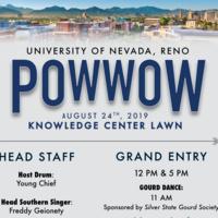 University of Nevada, Reno Powwow