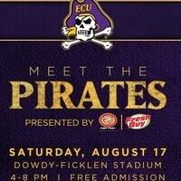 """25th Annual """"Meet the Pirates"""""""