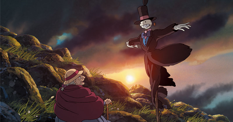 Howl's Moving Castle - Free to New Students