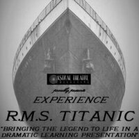 Experience R.M.S. Titanic - Elk Valley Branch Library