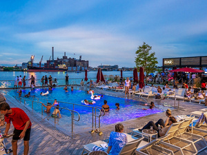 Labor Day Cookout at Sagamore Pendry Baltimore