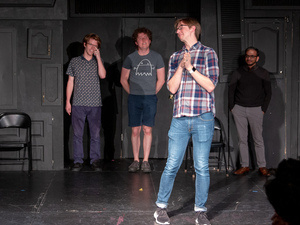 Monday Night Improv Comedy Shows