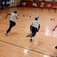 Dodgeball in DeVos