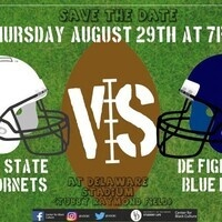 Save the Date: UD vs Delaware State University