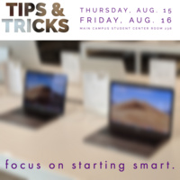 Apple Tips and Tricks for New Technology