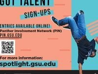 Georgia State's Got Talent Application