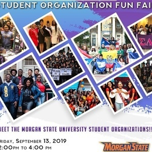 2019 Student Organization Fun Fair
